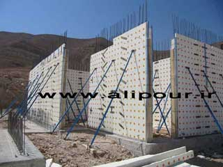 مهندسی عمران راه و ساختمانموضوعات مرتبط: قالب فلزی و چوبی (طراحی ...)، سیستم نوین - دیوار پیش ساخته  عایق دار و .