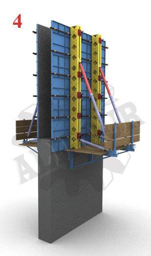قالب پرشی ، پانل قالب ، مجتمع صنعتی علیپور