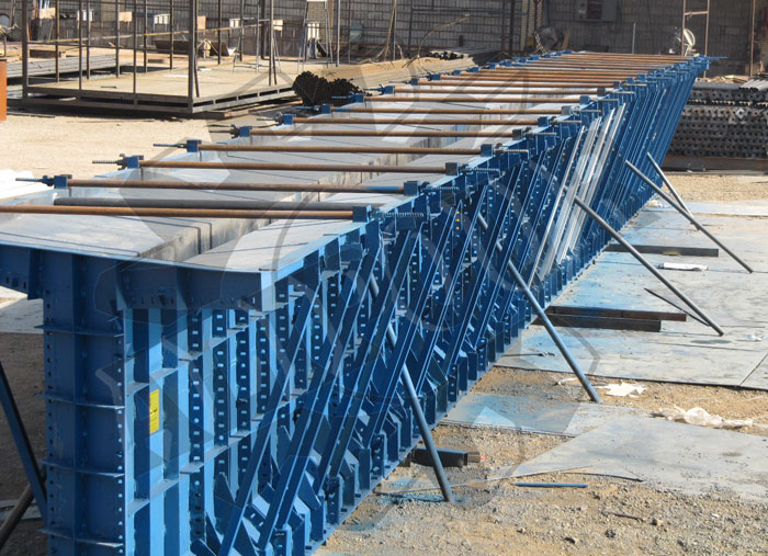 قالب تیر پل ، قالب تیر ، قالب پل ، beam ، مجتمع صنعتی علیپور