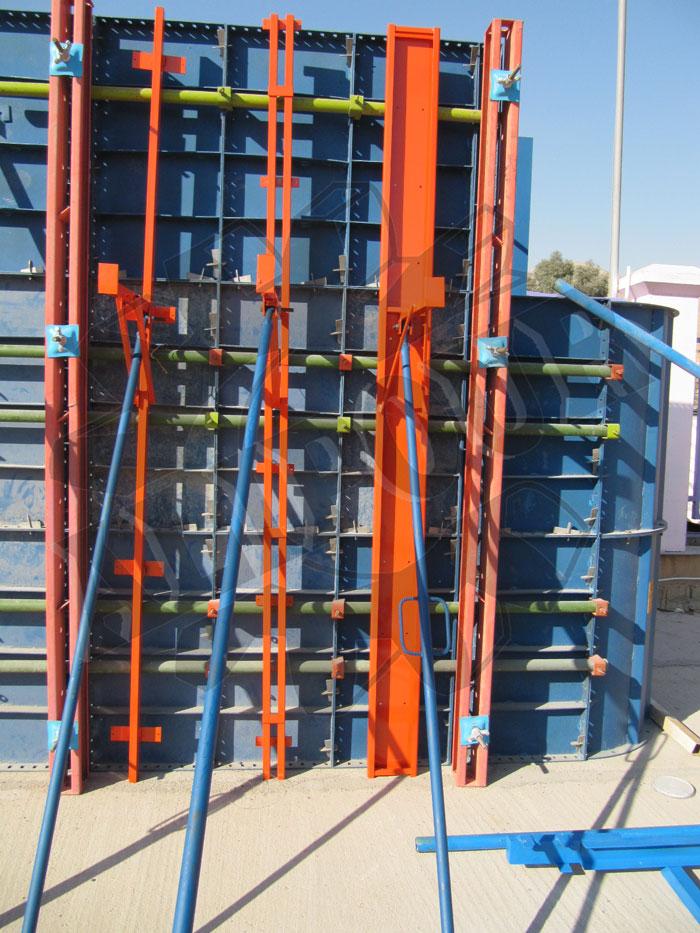 جک مخصوص قالبهای مسطح پانلی , ICF ، جک ، جک سقفی ، سرجک ، مجتمع صنعتی علیپور